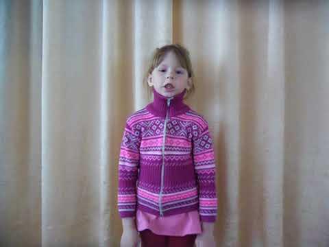 Малышева Оксана, 6 лет