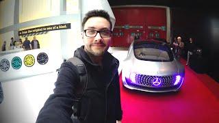 Je vous emmène au Salon International de l'Auto de Genève