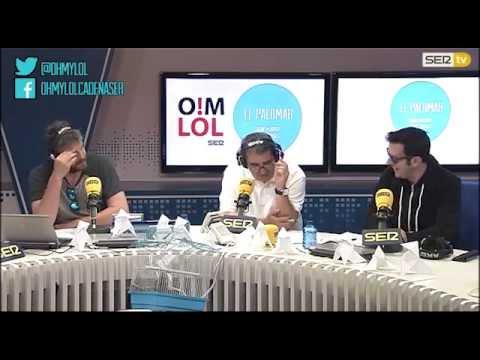 """Celia: """"He follado escuchando El Larguero"""". Cadena SER"""