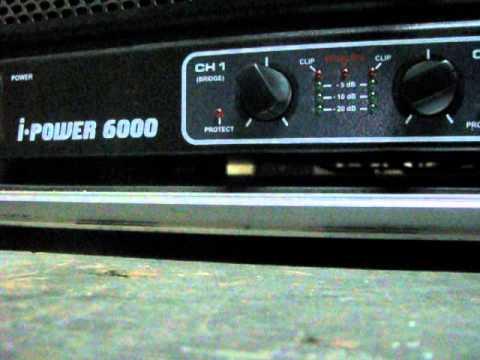 TAFN i6000 พัดลม 2 step