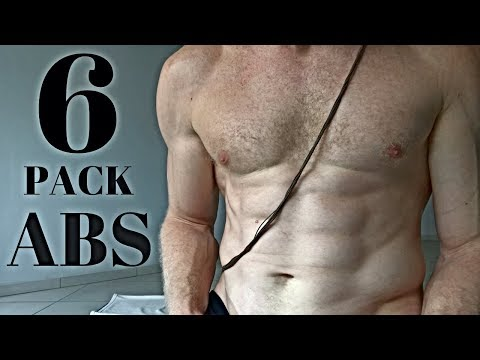 3 Yoga Asanas for SIX PACK ABS (Beginner Ab Workout)