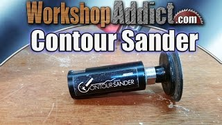 arbortech contour sander review