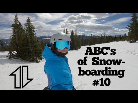 ABC's Of Snowboarding #10