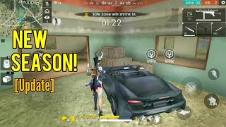 NEW SEASON 7 FIRE PASS! [Update] - Garena Free Fire