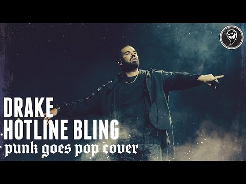 "Drake - Hotline Bling [Band: Seraphim] (Punk Goes Pop Style Cover) ""Post Hardcore"""