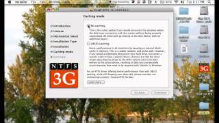 Working with NTFS on Mac OS X