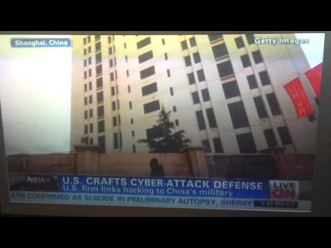 APT1 - Chinese Police Chase CNN