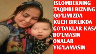 ISLOMBEKNING TAQDIRI BIZNING QO