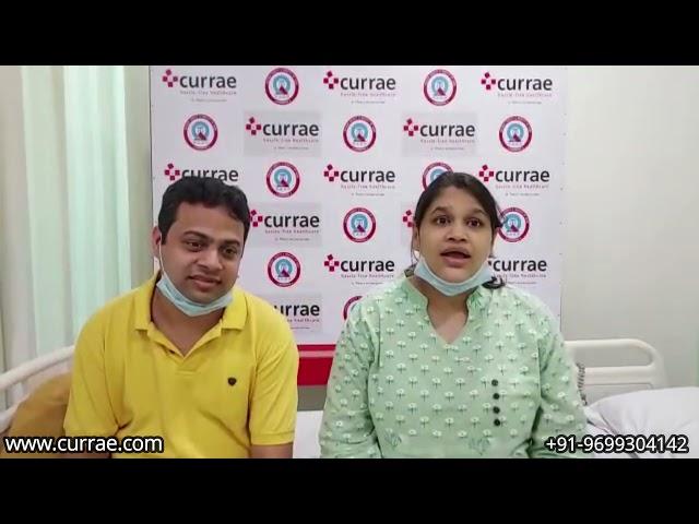 Mr. & Mrs. Aggarwal   Birthing   Dr. Vidya Shetty   Currae Hospitals