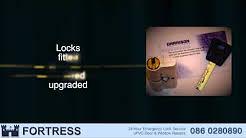 24 hour locksmith Galway - Fortress Locksmiths Call 086 0280890