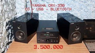Dàn Mini Nhật Cao Cấp Có USB Yamaha CRX-330 (like new) (Vũ 0908804711)