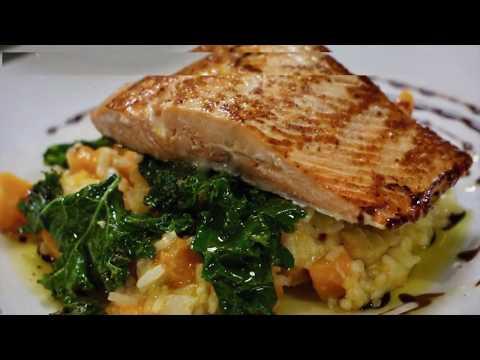 More Fake Wild Salmon On A Restaurant Menu: La Serre Albany