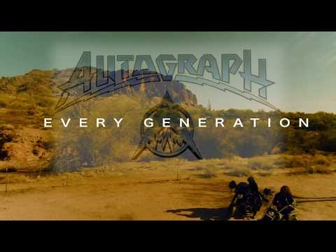 "Autograph - ""Every Generation"" Official Music Video"