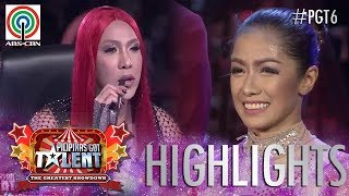 PGT Highlights 2018: Vice Ganda, napahugot sa galing ng performance ni Kristel