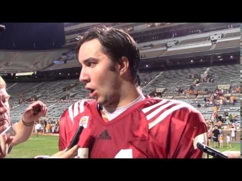#VolReport: Justin Worley Media Session (8/16/14)