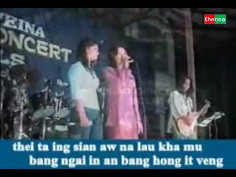 Zomi song karaoke   Zeisu  bek karaoke