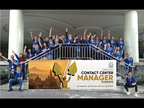 CERTIFIED CONTACT CENTER MANAGER (CCCM) - YouTube