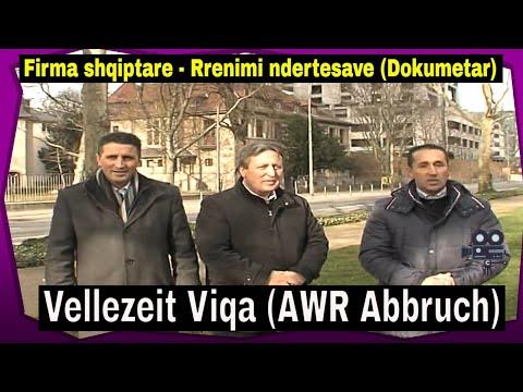 Dokumentar Vellezeit Viqa AWR Abbruch - Rrenimi nderteses Frankfurt - Zeri Yne RTK