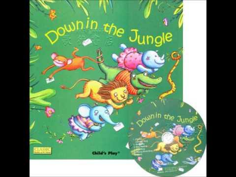 歌德書店:Down in the Jungle (JYBOOKS)