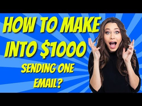 How To Turn $1 Into $1000 - affiliate marketing
