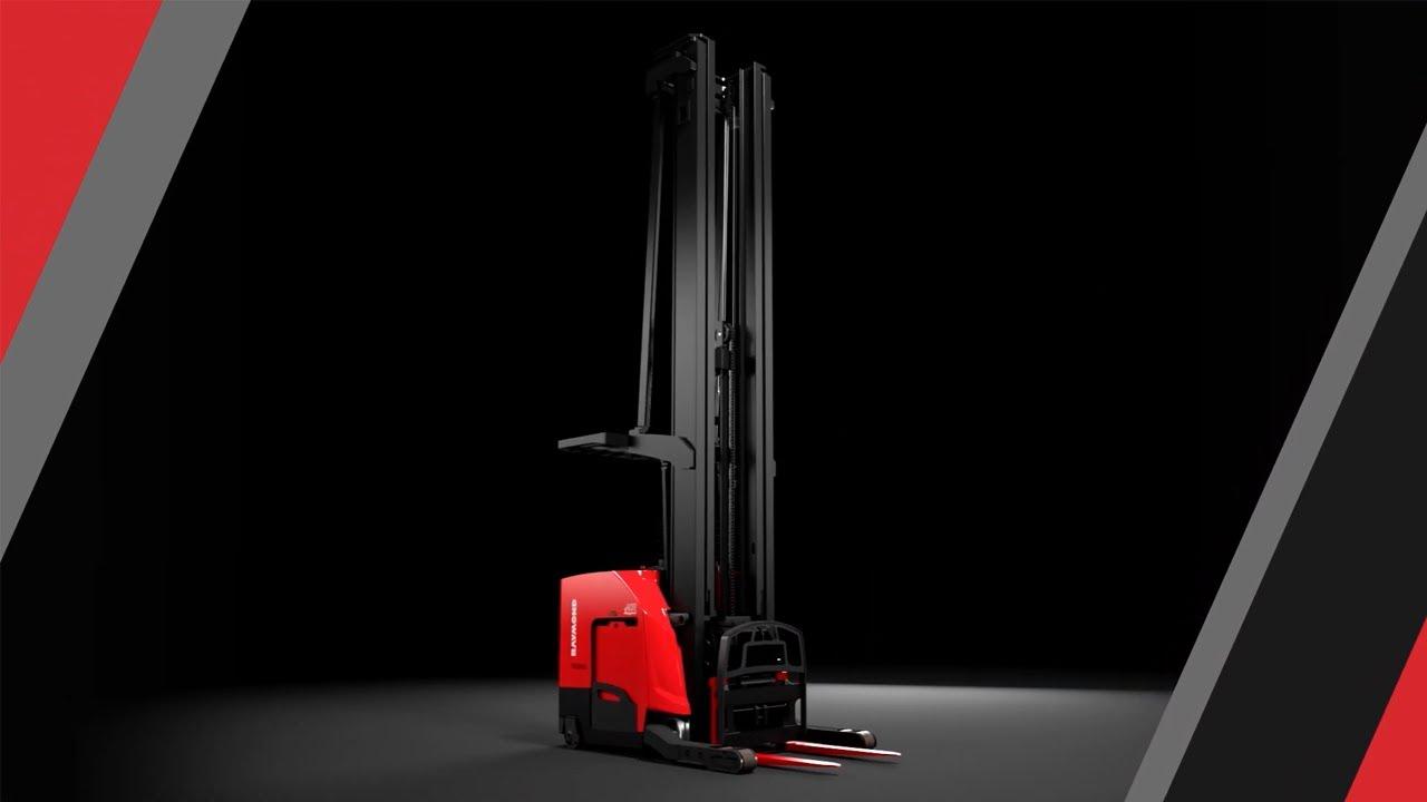 Reach Truck | Raymond Reach Fork Truck | Narrow Aisle Forklift
