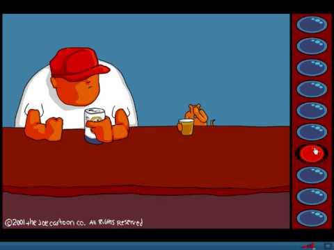 Joe Cartoons : Gerbil Bar