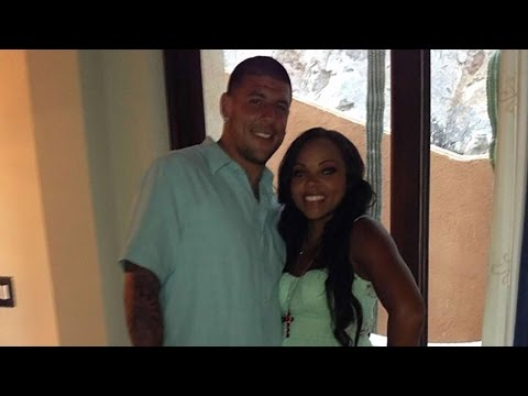Last Words Aaron Hernandez Said To His Fiancée