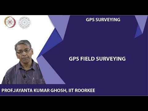GPS Field Surveying