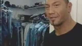 MTV Cribs with Batista