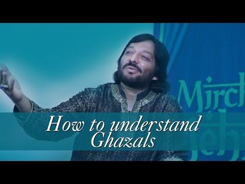 How to understand Ghazals | Roopkumar Rathod & Sunali Rathod with RJ Sangy | Radio Mirchi