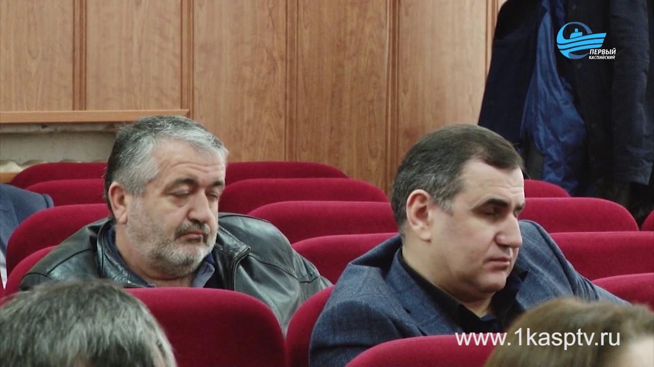 О событиях и происшествиях недели говорили на еженедельном аппаратном совещании в администрации Каспийска