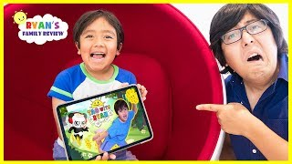 What's on my iPad with Ryan!! ! Tag with Ryan, Roblox, Snake.io and more Kids Games!!!