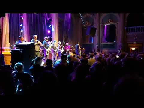 Tower of Power, Stockholm 2017-10-28 (What is hip?)