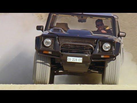 Lamborghini LM 002 – The World's First Luxury SUV