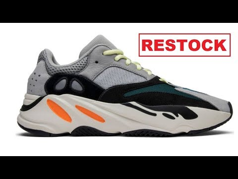 9e344bc6c38a7 The adidas Yeezy 700 Wave Runner Restock Has a New Release Date ...