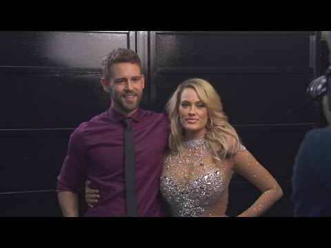 Here's How the 'Dancing With the Stars' Contestants Feel About Their First Dances!