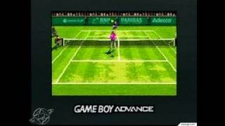 Davis Cup Tennis Game Boy Gameplay_2002_07_03