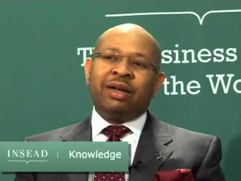 Emeka Onwuka, CEO of Nigeria's Diamond Bank, on the Nigerian Paradox