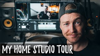 My Bedroom YouTube / Photography Studio Tour