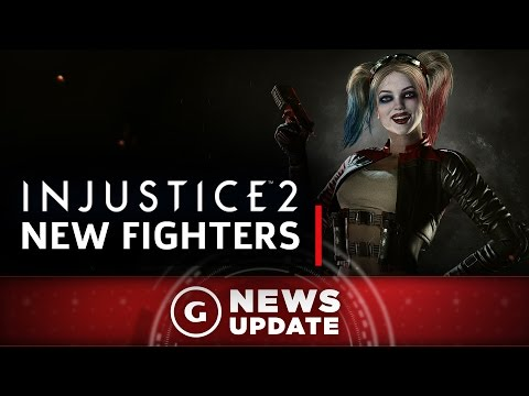 New Injustice 2 Trailer Reveals More Characters - GS News Update