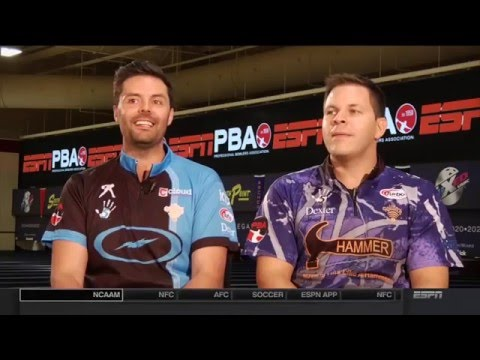 2016 PBA Roth/Holman Doubles Championship Finals