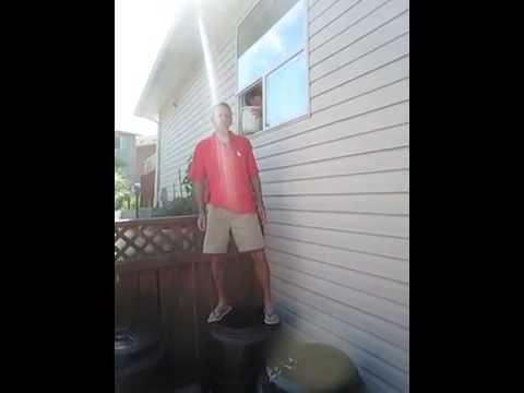 ALS Ice Bucket Challenge (Environmental Friendly  Version)