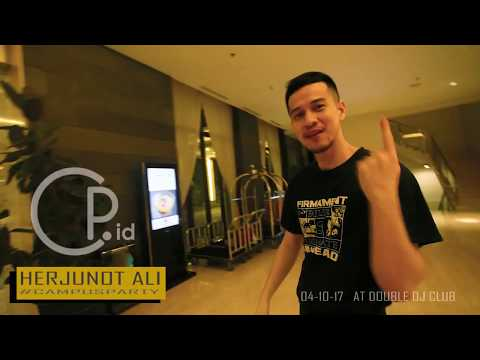 #CAMPUSPARTY WIth Herjunot Ali At DOUBLE DJ CLUB BANDUNG