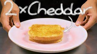 Wie mache ich einen Käsetoast?