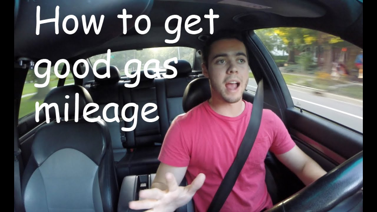 how to get good gas mileage the secrets even in a sports car youtube. Black Bedroom Furniture Sets. Home Design Ideas