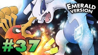 let s play pokemon emerald part 37 lugia ho oh
