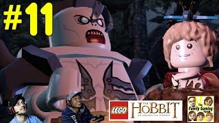 Lets Play Lego Hobbit: Flies & Spiders (XB1 Co-Op Commentary Part 11 Walkthrough)