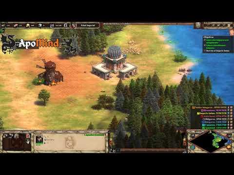 5. Un nuevo hogar [DIFÍCIL] Koten Khan - Age of Empires II: Definitive Edition [AoE2DE]