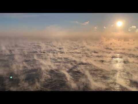 Crystal - VIDEO:  WOW!  Lake Michigan In A Polar Vortex