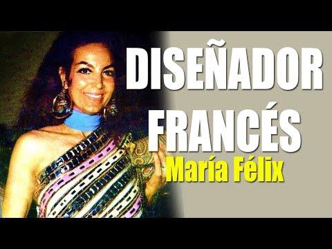 MARÍA FÉLIX VESTIDOS GUY LAROCHE DISEÑADOR FRANCÉS  Fundación María Félix